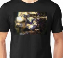 Diamonds and Gold SuperMacro Unisex T-Shirt