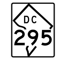 Route 295, District of Columbia, USA by worldofsigns