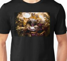 Diamonds and Gold SuperMacro 2 Unisex T-Shirt
