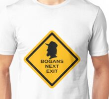 Bogans - Exit (diamond) Unisex T-Shirt