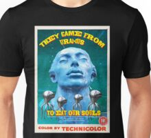 They Came From Uranus Unisex T-Shirt