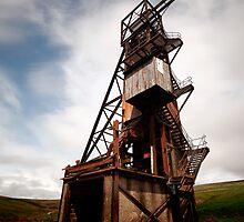 Rookhope, abandoned mine by PaulBradley
