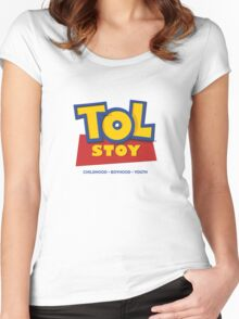 TOL-STOY III Women's Fitted Scoop T-Shirt
