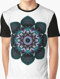 Fractal Mandala  Graphic T-Shirt