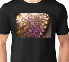 Diamonds and Gold SuperMacro 3 Unisex T-Shirt