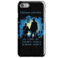 FRIENDS,ENEMIES.... iPhone Case/Skin