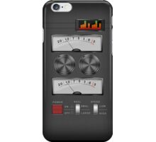 The Power Of Sound iPhone Case/Skin