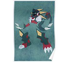 Gregar Beast Out Poster