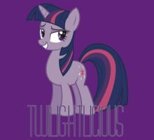 Twilight Sparkle is oh so Twilightlicious by broniesunite
