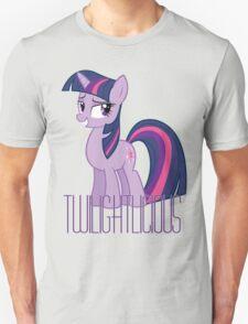 Twilight Sparkle is oh so Twilightlicious T-Shirt