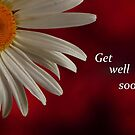 GET WELL SOON~ by RoseMarie747