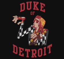 The Duke of Detroit by captainmelon