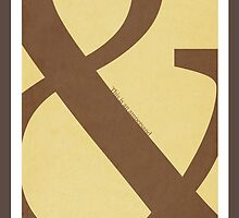 Type Term - Ampersand by KRPace