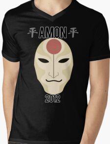 Amon 2012 Mens V-Neck T-Shirt