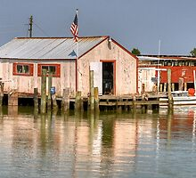 Bay Crabbers Shanty by Monte Morton