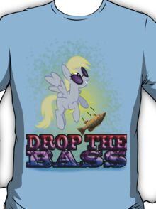 Derpy Drops the Bass T-Shirt