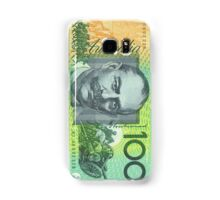 Hundred Dollar Note Samsung Galaxy Case/Skin