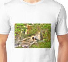 She didn't know I was hunting her – Hon visste inte att jag jagade henne Unisex T-Shirt