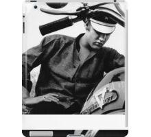 OVERFIFTEEN YOUNG ELVIS PRESLEY iPad Case/Skin