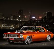James' Holden HQ Monaro by HoskingInd