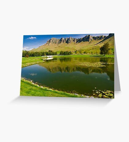 Te Mata Peak Greeting Card