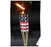 USA  A Torch in the Night Poster