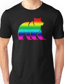 RAINBOW BEAR Unisex T-Shirt