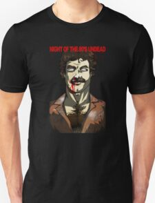 Night of the 80's Undead - Zom Selleck T-Shirt