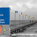 Frankston Waterfront by Carmel Abblitt
