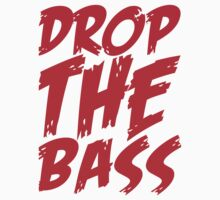 Drop The Bass One Piece - Short Sleeve