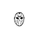 Jason the killer iphone case! by 4SAS