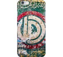 Wandering to Hamra - The Streets of Beirut iPhone Case/Skin