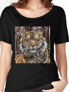 Wild nature - tiger #2 Women's Relaxed Fit T-Shirt