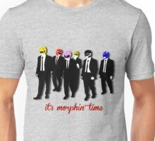 Power Rangers Class Unisex T-Shirt