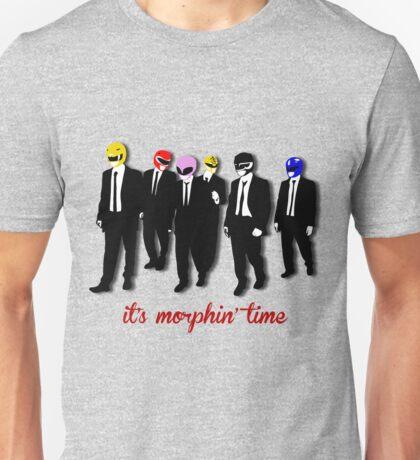 Power Rangers Class Unisex T-Shirt