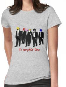 Power Rangers Class Womens Fitted T-Shirt