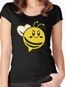 KIRBEE! Women's Fitted Scoop T-Shirt