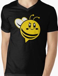 KIRBEE! Mens V-Neck T-Shirt