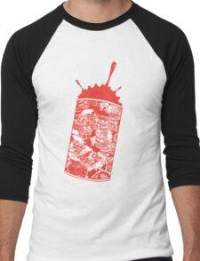 Cat Stew Men's Baseball ¾ T-Shirt