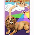 Astrology - Tarot. Leo - Strength by didielicious
