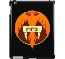 Harry Potter - Order of the Phoenix iPad Case/Skin