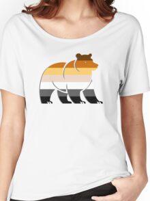 BEAR FLAG BEAR Women's Relaxed Fit T-Shirt