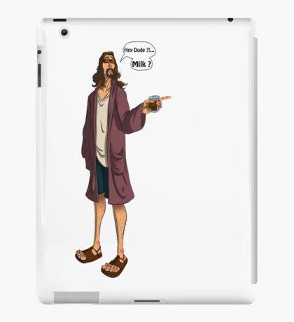 The Dude iPad Case/Skin