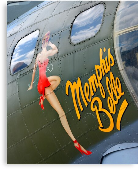 """""""Memphis Belle"""" - HDR by Colin  Williams Photography"""