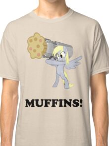 MUFFIN CANNON! Classic T-Shirt