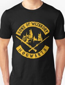 Harry Potter - Sons of Wizardy T-Shirt