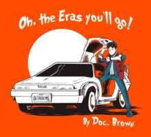 Oh, The Eras You'll Go! Kids Clothes