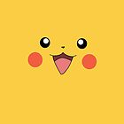 Pikachu Iphone Case  by Mhaddie