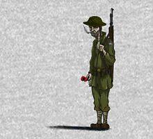 Lone soldier Unisex T-Shirt