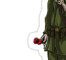 Lone soldier Sticker
